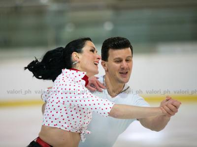 Pattinaggio di figura: Guignard-Fabbri dominano la rhythm dance ai Campionati Italiani 2020, secondi Moscheni-Fioretti