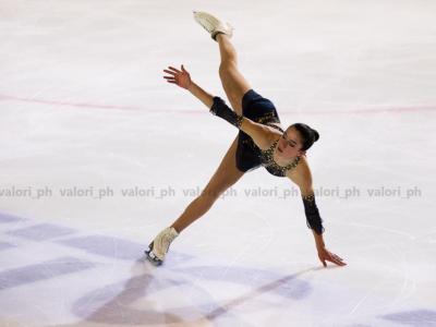 Pattinaggio artistico: Lara Naki Gutmann è Campionessa d'Italia! Primo titolo della carriera per la trentina