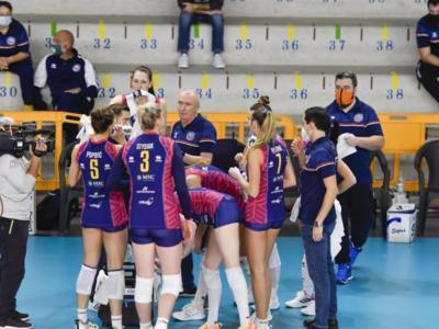 Scandicci-Schwerin oggi: orario, tv, programma, streaming Champions League volley femminile