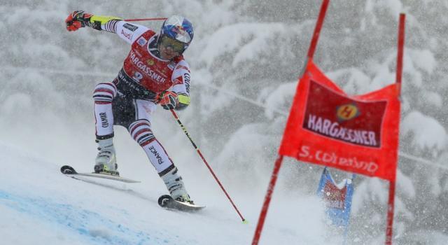 Classifica Coppa del Mondo sci alpino 2020-2021. Pinturault in testa, +15 su Odermatt