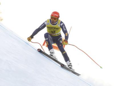 Sci alpino, velocisti e slalomgigantisti allo Zoncolan per tre giorni di lavoro sugli sci