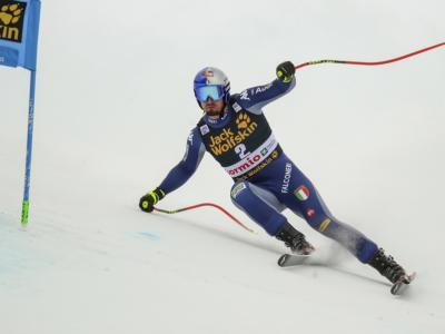 Sci alpino, Dominik Paris è tornato! Quarto sulla Stelvio a 0.13 da Mayer