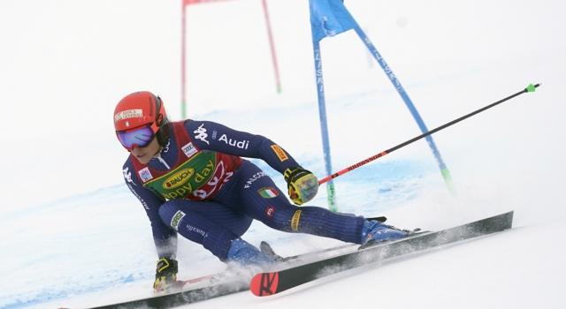 Sci alpino, startlist Gigante Courchevel. Programma, orari, tv, pettorali di partenza
