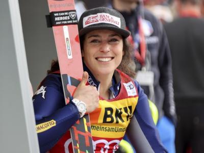 Classifica Coppa del Mondo gigante femminile: Marta Bassino guida a punteggio pieno, seconda Federica Brignone!