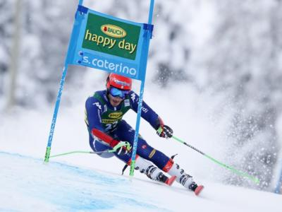 Gigante Alta Badia oggi, sci alpino: startlist, orario, tv, programma