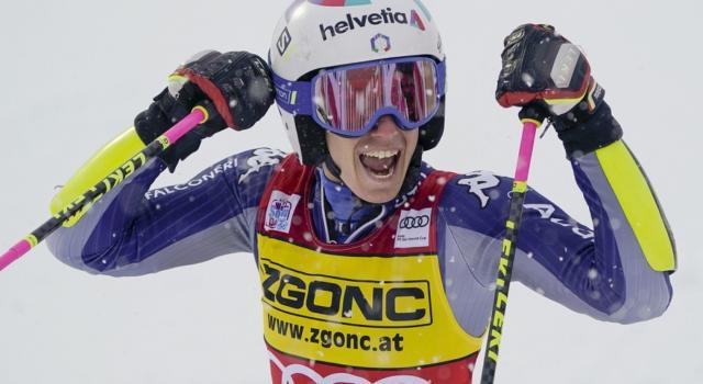 Sci alpino, cancellato il gigante di Courchevel: nuovo programma e orari. Si gareggia lunedì 14 dicembre!