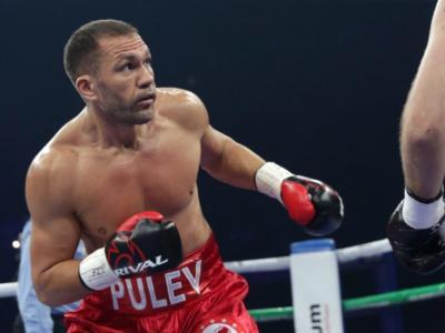 """Boxe, Kubrat Pulev: """"Voglio diventare Campione del Mondo. Rispetto Joshua, ma posso batterlo"""""""