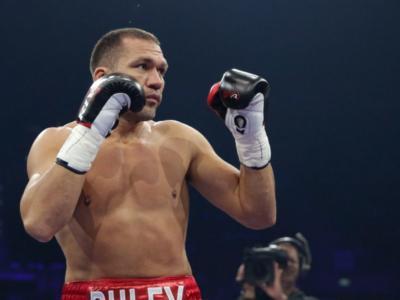Boxe, chi è Kubrat Pulev. Un'unica sconfitta in carriera, nel momento più importante