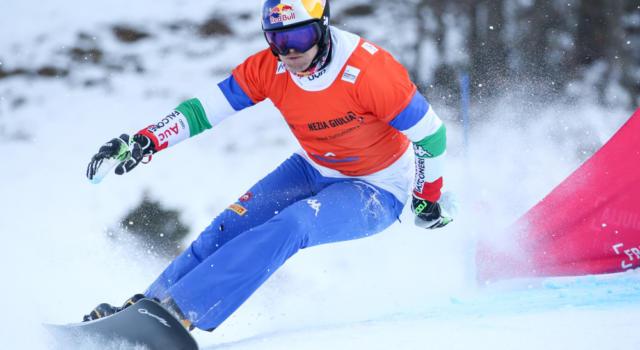 Snowboard oggi, PSL Bad Gastein: orari, tv, programma, streaming