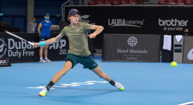 Tennis, Jannik Sinner definisce il suo programma dopo gli Australian Open 2021