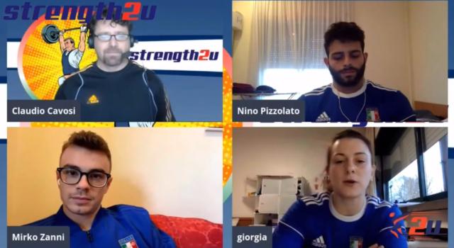Sollevamento pesi, Giorgia Bordignon, Antonino Pizzolato e Mirko Zanni: un trio da Olimpiade