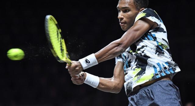 """Tennis, Felix Auger-Aliassime: """"In futuro voglio vincere uno Slam. Il doppio mi aiuta a migliorare"""""""