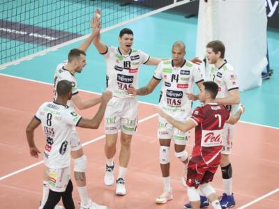 Trento-Cez Karlovarsko oggi: orari, tv, programma, streaming Champions League volley