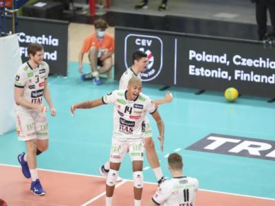 Trento-VfB Friedrichshafen oggi: orari, tv, programma, streaming Champions League volley