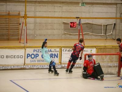 Hockey su pista, Serie A1: colpaccio Trissino, Valdagno sconfitto 5-2 nel posticipo