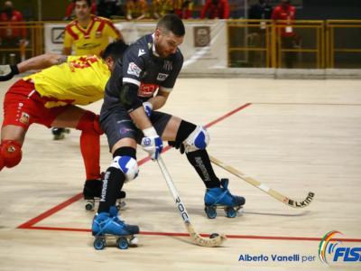 Hockey pista, Serie A1 2020: Sarzana sconfitto a Sandrigo, aggancio Valdagno