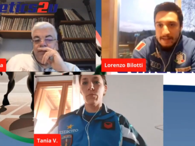 """Atletica, Tania Vincenzino: """"Sogno l'Olimpiade, ma sarà una difficile qualificazione"""""""