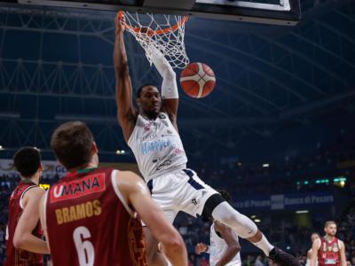 Basket: Dominique Sutton a Reggio Emilia, ritorno in Italia per l'ex Trento e Brindisi