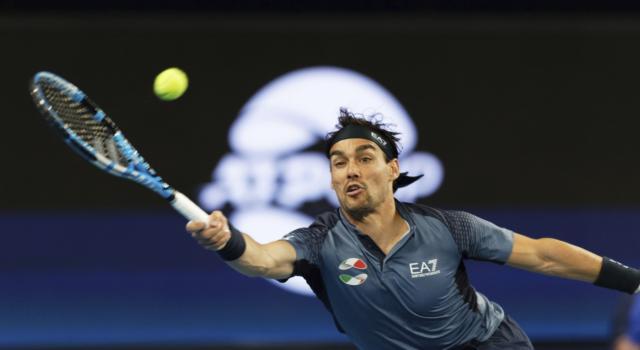"""LIVE ATP Cup, Italia-Austria 2-1 in DIRETTA: doppio decisivo. Fognini: """"Devo ancora migliorare"""""""