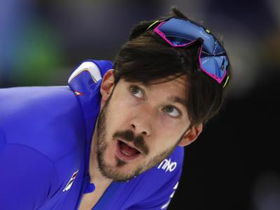 Speed skating, Davide Ghiotto è settimo nei 5000 metri ai Mondiali di Heerenveen