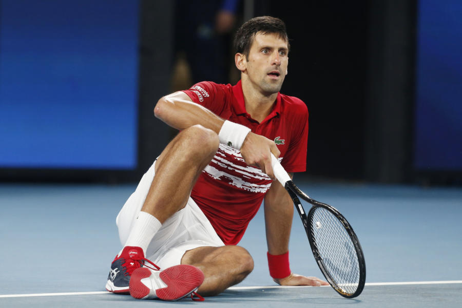 Tennis: ATP Cup e 250 a Melbourne cambiano date e si spostano in avanti di un giorno