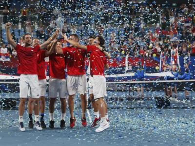 ATP Cup 2021, prima giornata: l'Italia debutta con l'Austria. I primi quattro del ranking subito in campo