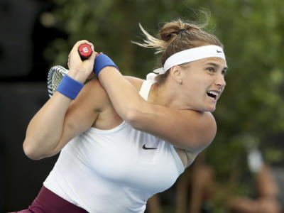 WTA Abu Dhabi 2021, le semifinali: Sabalenka contro Sakkari per la terza finale consecutiva. Kostyuk-Kudermetova, sfida inedita