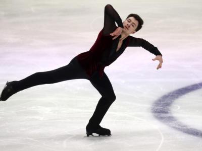 Pattinaggio artistico, Dmitri Aliev torna sul ghiaccio dopo il Covid-19