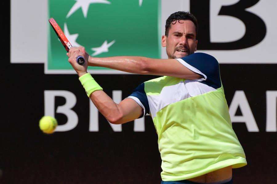 Tennis |  ATP Buenos Aires 2021 |  Gianluca Mager vince il derby italiano contro Salvatore Caruso