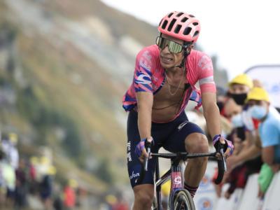 Ciclismo, incidente domestico Rigoberto Uran che si procura una frattura al mignolo del piede