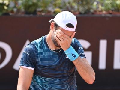 Tennis: Matteo Berrettini sconfitto ai quarti dell'ATP Antalya 2021 da Alexander Bublik