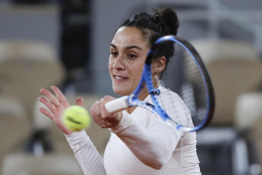 WTA Abu Dhabi |  il bilancio delle azzurre |  sorridono Bianca Turati e Lucrezia Stefanini |  Martina Trevisan con l'amaro in bocca  Rimandata Jasmine Paolini