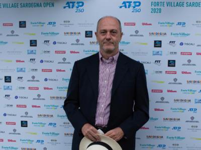 """Tennis: presentate le ATP Finals 2021 a Torino. Angelo Binaghi: """"Abbiamo scalato l'Everest. Vogliamo organizzare una grande edizione"""""""