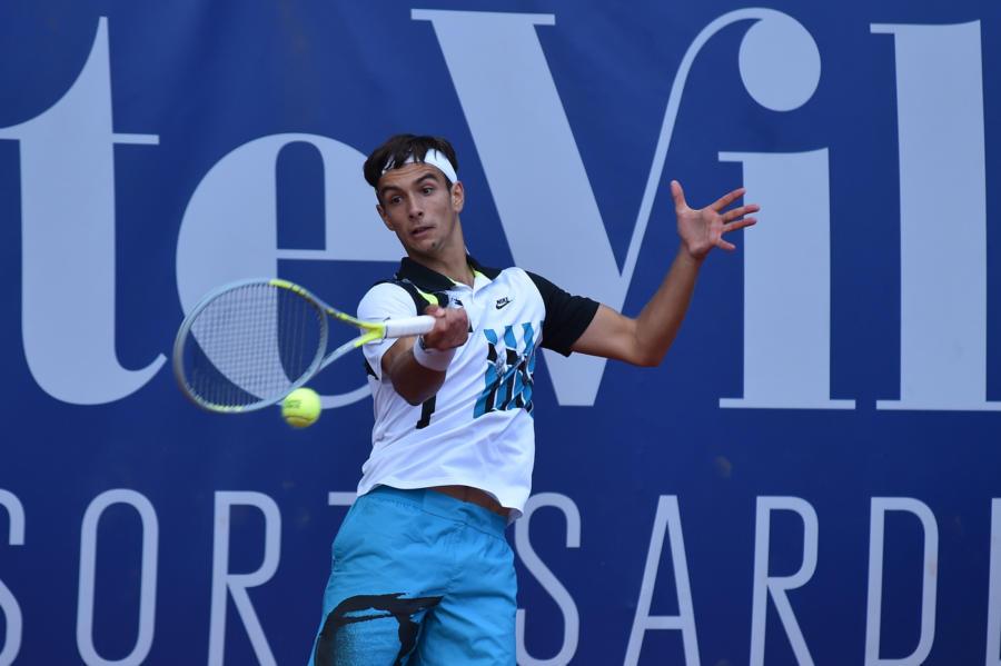 Challenger Istanbul 2021: Musetti e Giustino avanti, Lorenzi eliminato