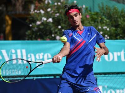 """Tennis, Gipo Arbino su Sonego: """"Lajovic compagno di allenamento perfetto. Lorenzo ha lavorato duro su rovescio e servizio"""""""