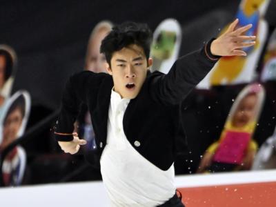 Pattinaggio artistico: Nathan Chen al comando dopo lo short ai Campionati Nazionali Statunitensi. Ribaltone nella danza