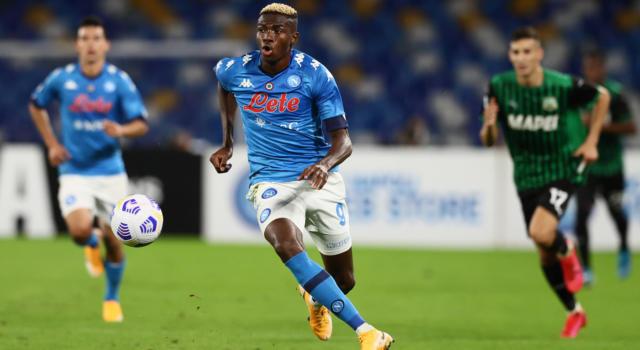 Calcio, Victor Osimhen ancora positivo al Covid-19. Salterà anche la Supercoppa Italiana