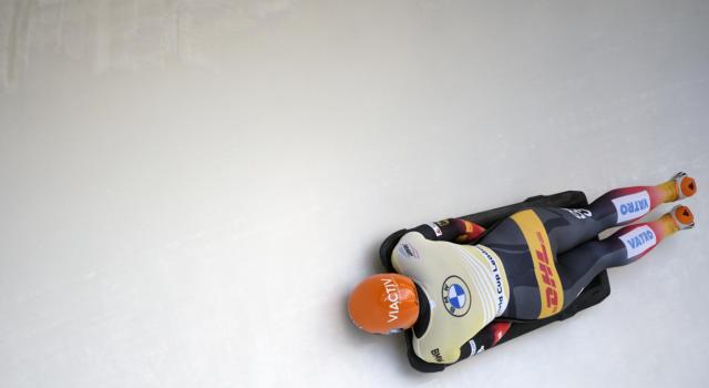 Skeleton, Coppa del Mondo Koenigssee 2021: Jacqueline Loelling sfrutta l'errore di Hermann. Ventunesima Scarpellini