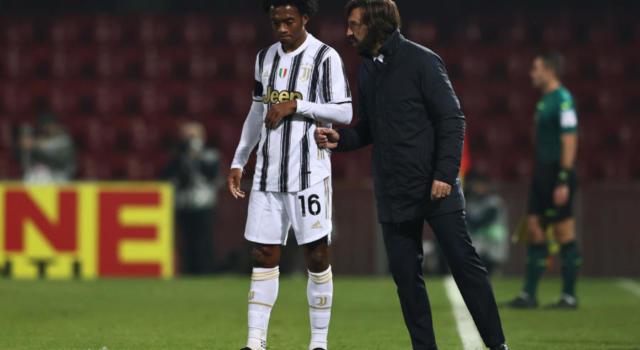 Calcio: Juventus, Juan Cuadrado è negativo al Covid-19 e giocherà la Supercoppa Italiana