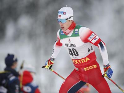Sci di fondo: dominio Norvegia nella staffetta maschile a Lahti. Bolshunov tenta di aggredire Maeki, Russia I squalificata