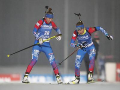 Biathlon, la Russia si impone a sorpresa nella staffetta di Anterselva. Brilla l'Italia: quarta!