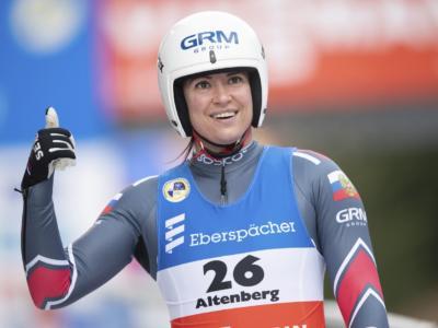 Slittino, Coppa del Mondo Sigulda 2021: Tatyana Ivanova batte Geisenberger (da record) in rimonta