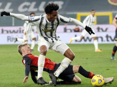 Calcio: Juventus, anche Cuadrado positivo al Covid-19