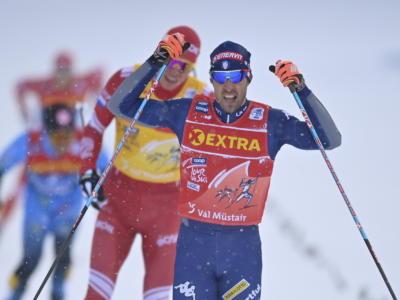LIVE Sport Invernali, DIRETTA 6 febbraio: Federico Pellegrino 3° nella sprint! Podi italiani in PGS e sliittino