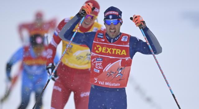 Tour de Ski 2021: Federico Pellegrino REGALE! Prima vittoria dell'anno per l'Italia, avvio da sogno!