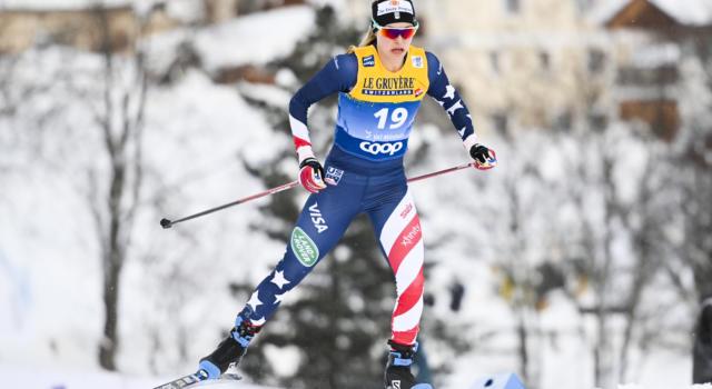 Tour de Ski 2021: Jessie Diggins incanta e si prende inseguimento e testa della classifica generale