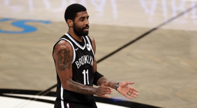 NBA: pesante sanzione per Kyrie Irving, che viene multato e messo in quarantena per cinque giorni