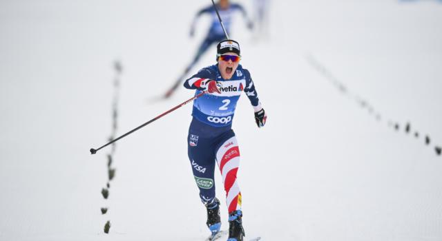 Tour de Ski 2021, doppietta americana a Dobbiaco. Bene Comarella e Scardoni in top15