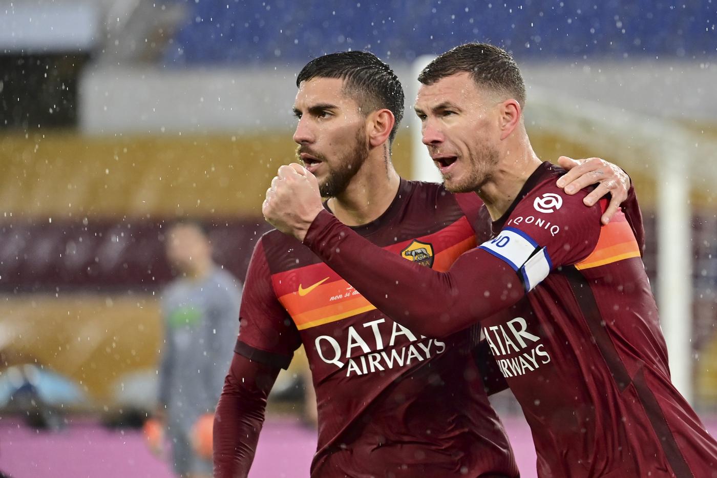 Live Roma Genoa 0 0: El Shaarawy e Pedro titolari