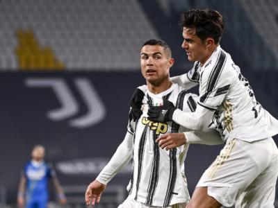LIVE Juventus-Udinese 4-1, Serie A calcio 2020-2021: Chiesa, Ronaldo e Dybala calano il poker